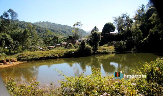 Damdiei Lake