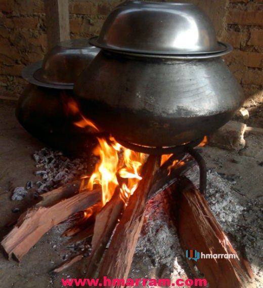 Sumbel: The 'real pot' to prepare food for a Hmar feast