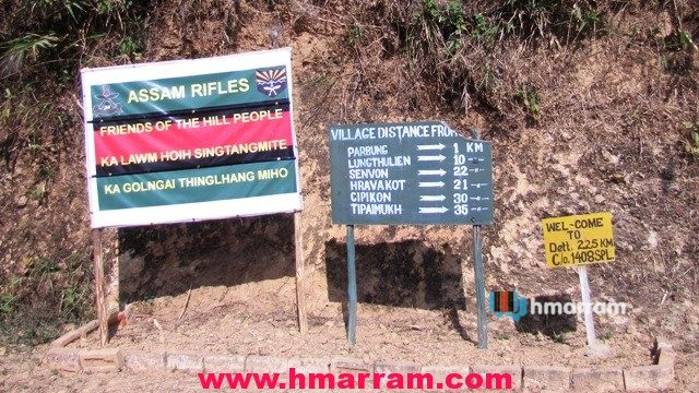 Indian Army's Insensitive Approach to Local Sentiments in Hmar Hills