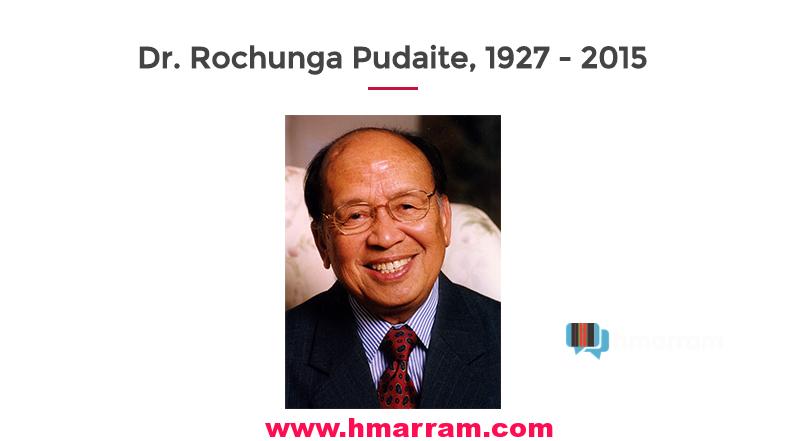 Dr. Rev. Rochunga Pudaite Memorial Photos