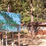 Memorandum by Hmar villagers over Jiribam District